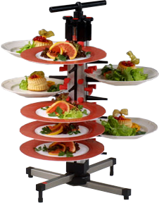 PLATE STACKING SYSTEMS FROM PLATE-MATE®  sc 1 th 253 & Mobile Plate Stacking System | Plate-Mate